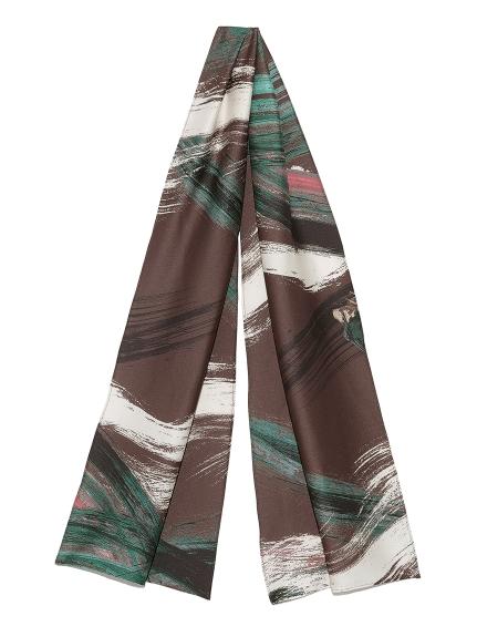 オリジナル柄スカーフ(BRW-F)