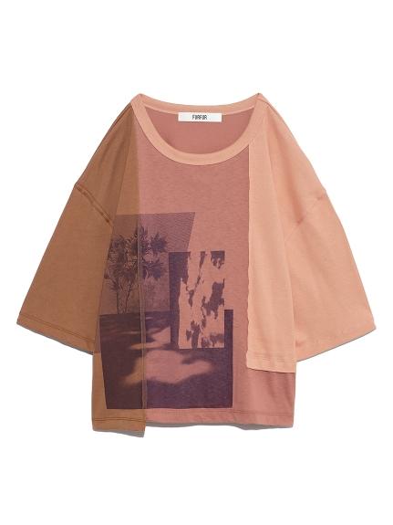 プリントTシャツ(BRW-F)