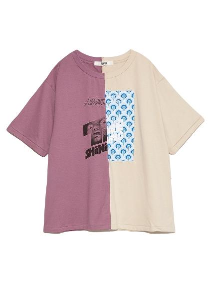 シャイニングハーフTシャツ(PPL-F)