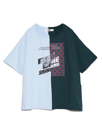 シャイニングハーフTシャツ(LBLU-F)