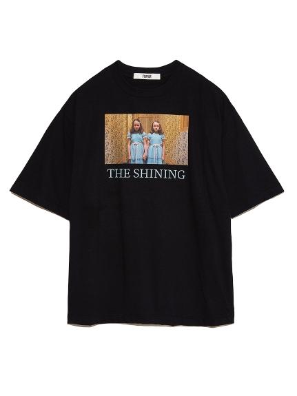 シャイニングフォトTシャツ(BLK-F)