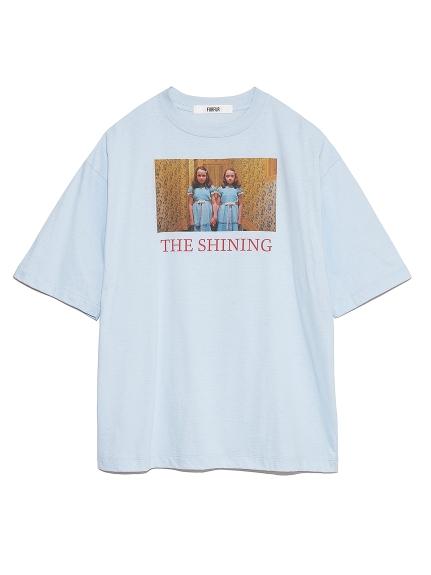 シャイニングフォトTシャツ(LBLU-F)