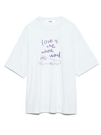 プリントTシャツ(MNT-F)