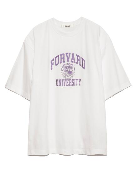 ファーバードTシャツ(WHT-F)