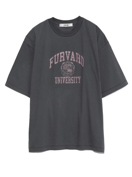 ファーバードTシャツ(BLK-F)