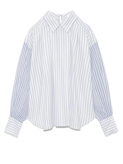ストライプシャツ(STRIPE-F)