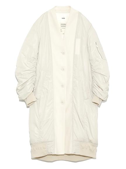MA-1ミックスカラーコート