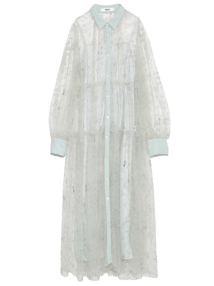 タロットモチーフ刺繍ドレス(MNT-F)