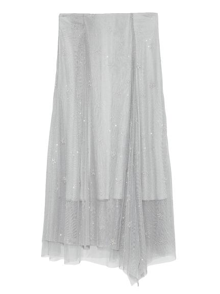 TatooStar刺繍スカート