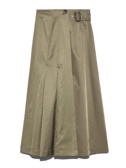 トレンチディティールスカート(KKI-F)