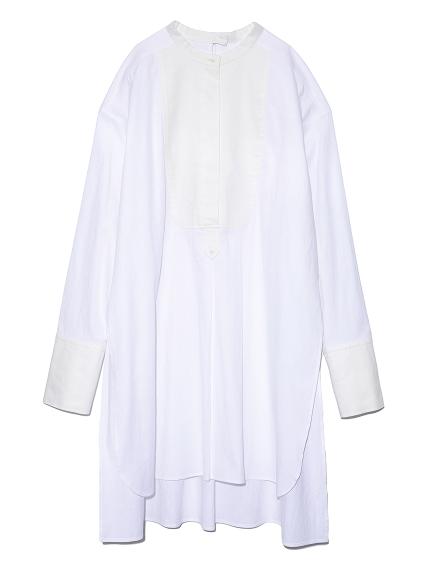 グランパロングシャツ(OWHT-F)