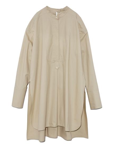 グランパロングシャツ(BEG-F)