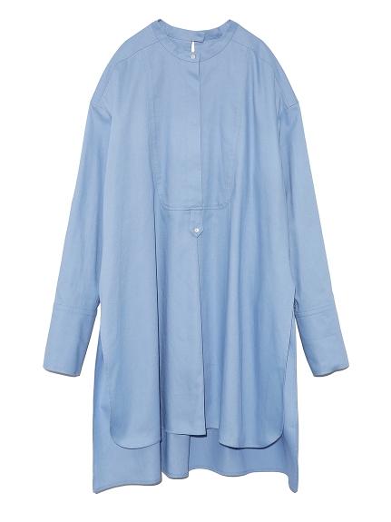 グランパロングシャツ(BLU-F)
