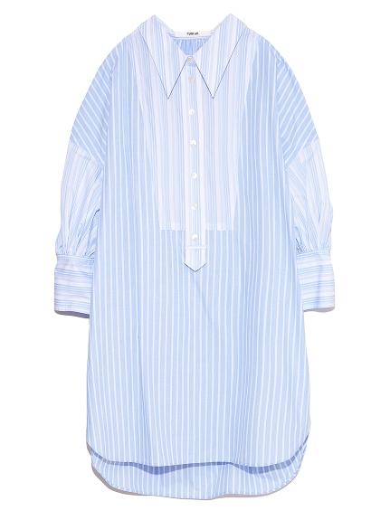 ビブヨークロングシャツ