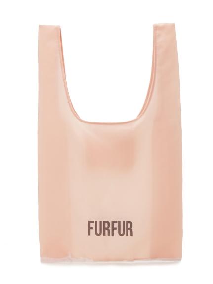 FURFURエコバッグ(PNK-F)