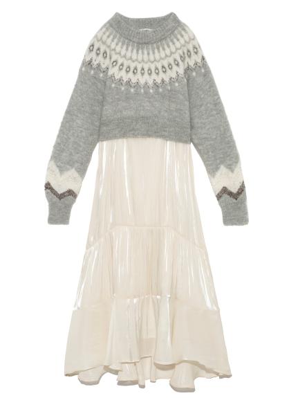 ノルディックセットドレス