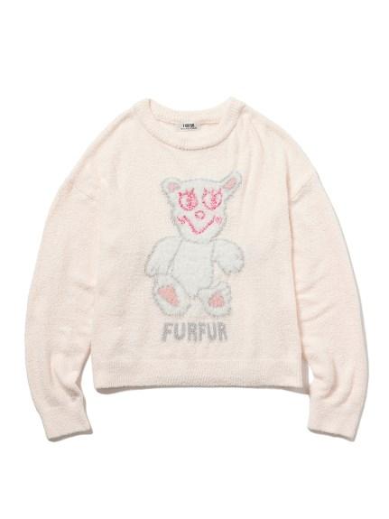 【FURFUR×gelato pique】スムーズィースースキスー♡プルオーバー
