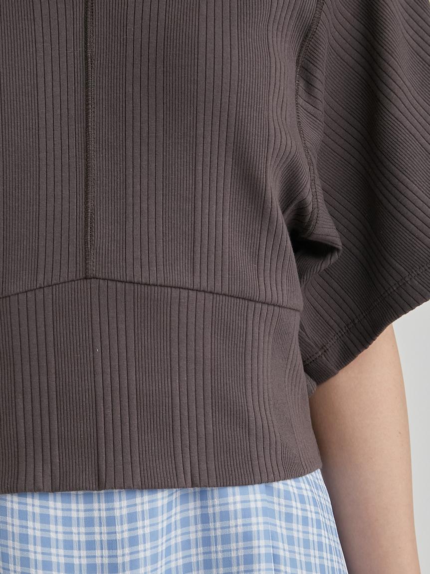 【WEB限定】カットプル布帛ワンピセット | RWCO214087