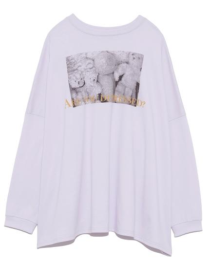フォトプリントビッグTシャツ   RWCT211095