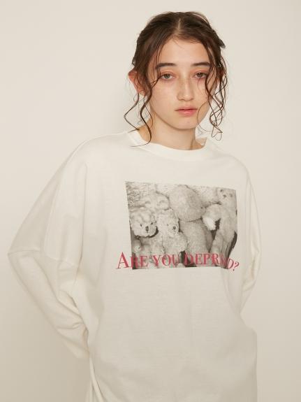 フォトプリントビッグTシャツ | RWCT211095
