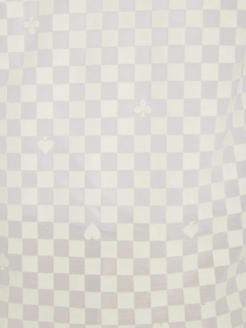 フロッキープリントプルオーバー | RWCT214076