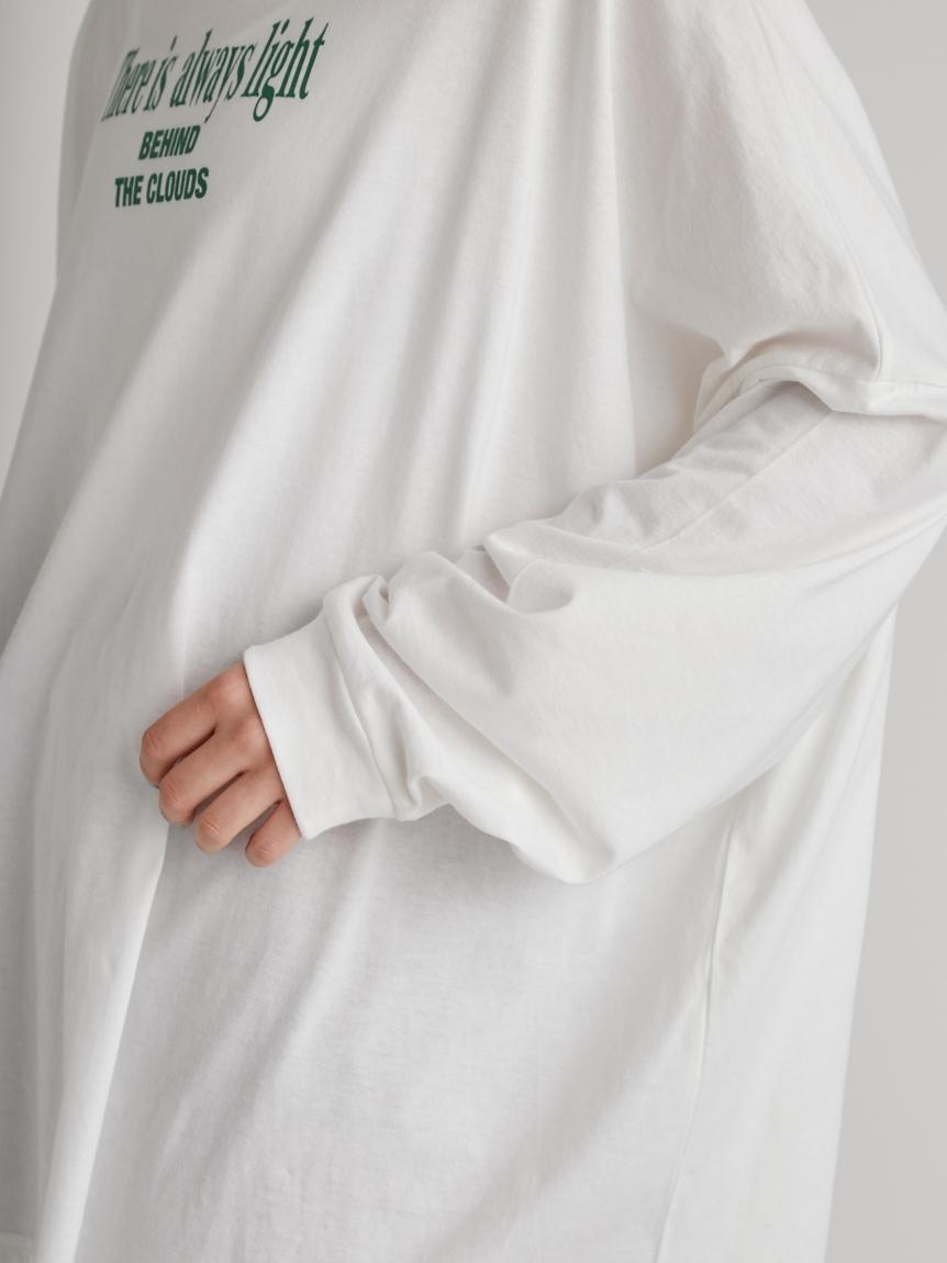 ロゴ長袖Tシャツ   RWCT215038