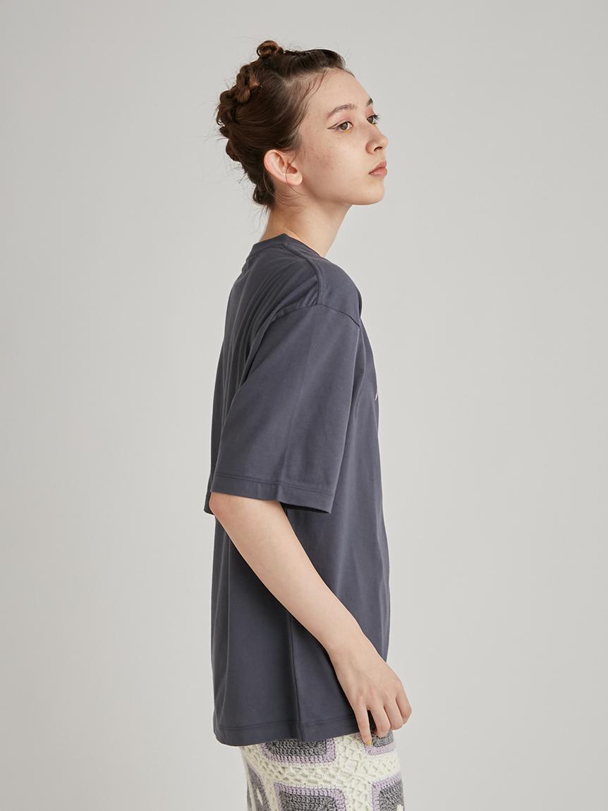ファーバードTシャツ   RWCT215075