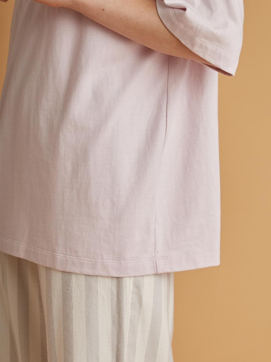 【FURFUR×gelato pique】アブストラクトTシャツ | RWCT215087