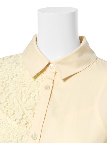 ハーフ切り替えシャツワンピース | RWFO211103