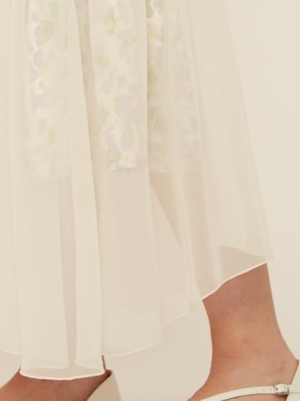 パステルカモフラージュスカート | RWFS211014