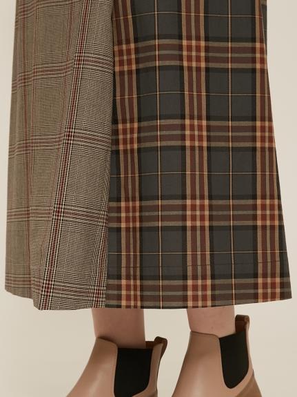 ベルト付ロングタイトスカート | RWFS211018