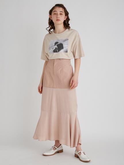 肩紐付き2WAYスカート | RWFS214001