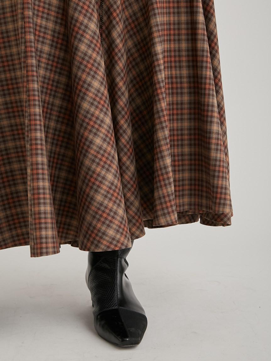 マーメイドロングスカート   RWFS215016