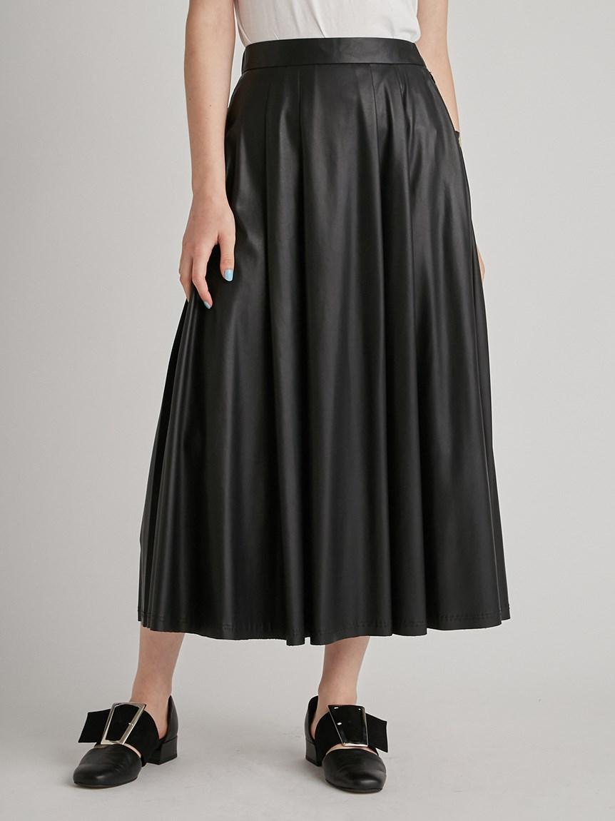 レザーライク2WAYスカート | RWFS215022
