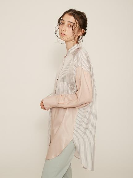 ストライプバンドカラーシャツ | RWFT211051