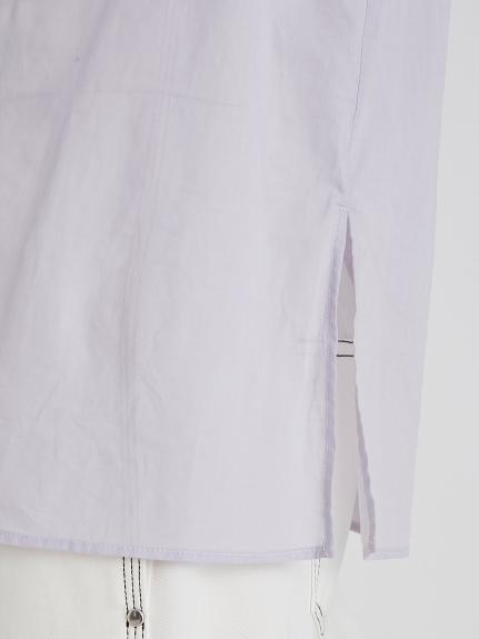 カットワーク襟ノースリーブブラウス | RWFT212063