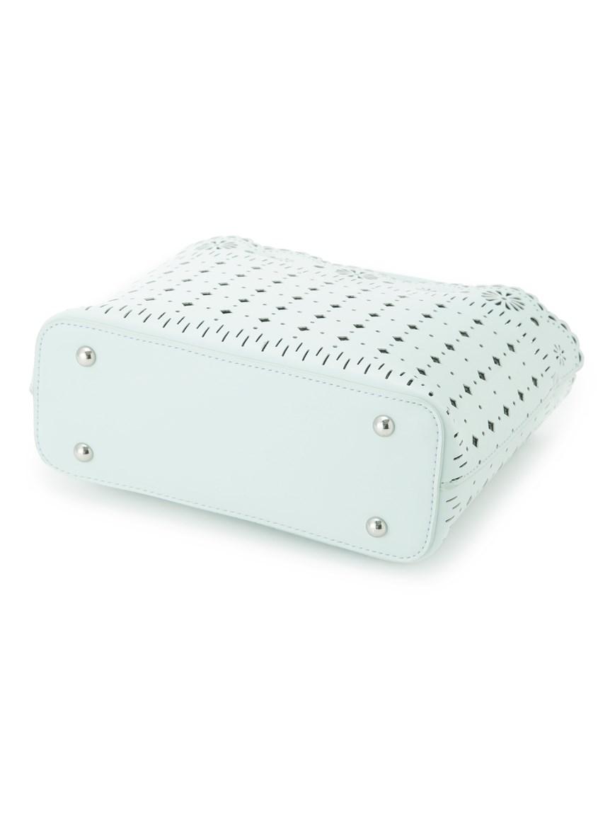 カットワークミニトートバッグ   RWGB214507