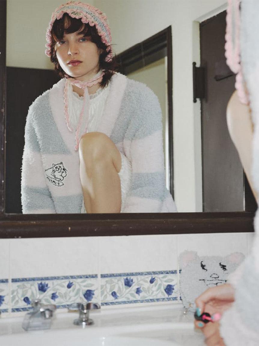 【FURFUR×gelato pique】ジェラートナイト☆ティアポーチ | RWGG215541