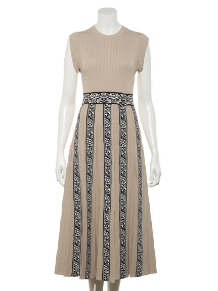 チロリアンニットドレス | RWNO202071