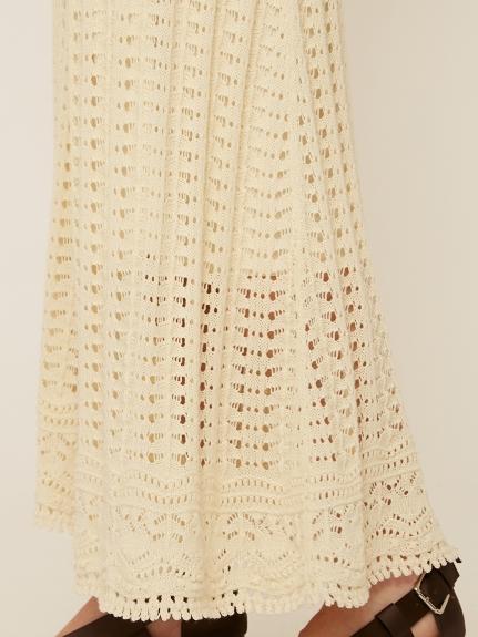 クロシェニットスカート | RWNS211084
