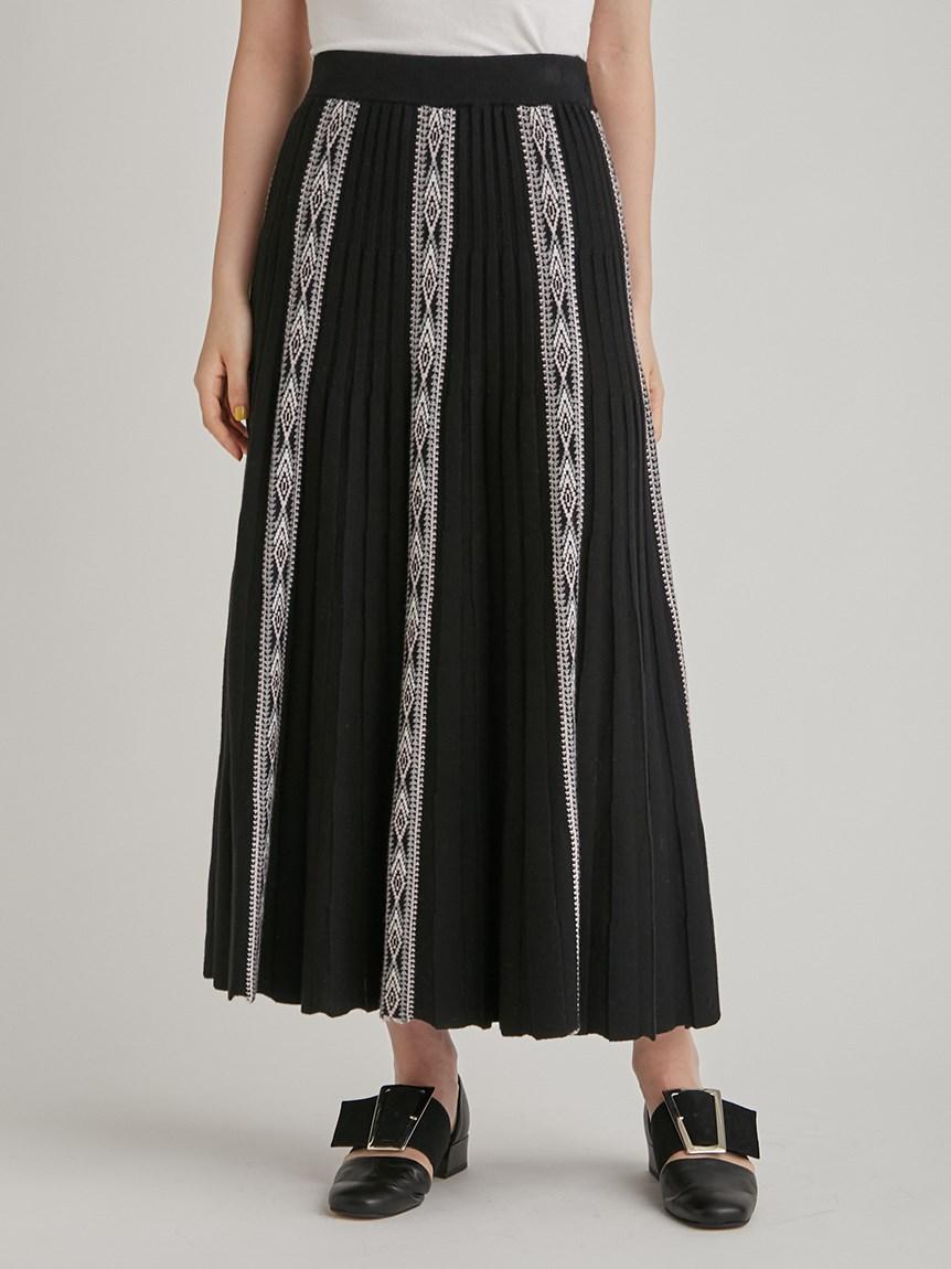 幾何フェアアイルスカート | RWNS215021