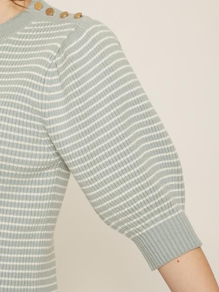 マリンボーダーセーター | RWNT211099
