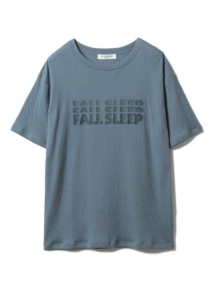 【GELATO PIQUE HOMME】 接結Tシャツ(BLU-M)