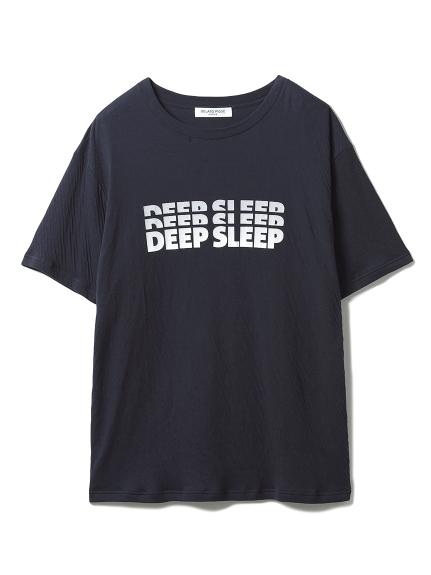 【GELATO PIQUE HOMME】 接結Tシャツ(NVY-M)