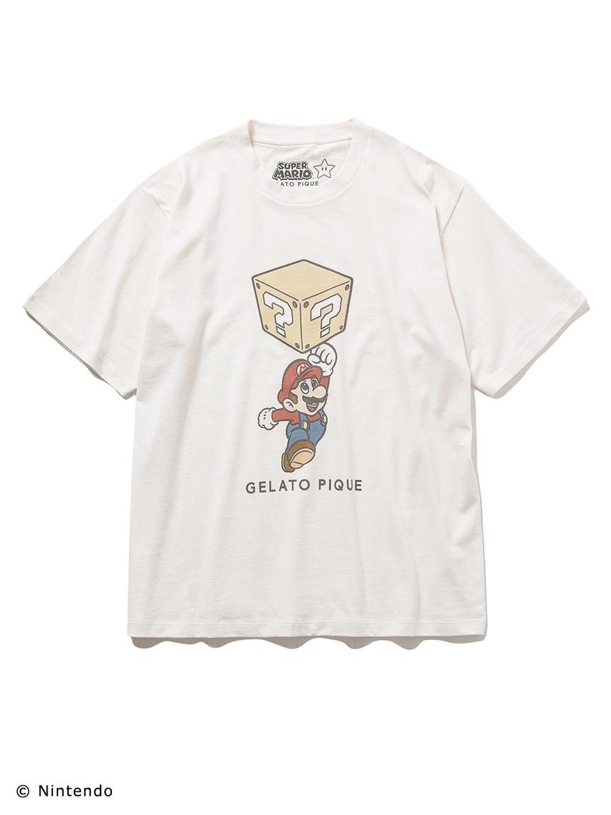 【スーパーマリオ】 【ユニセックス】 キャラクターTシャツ(OWHT-F)