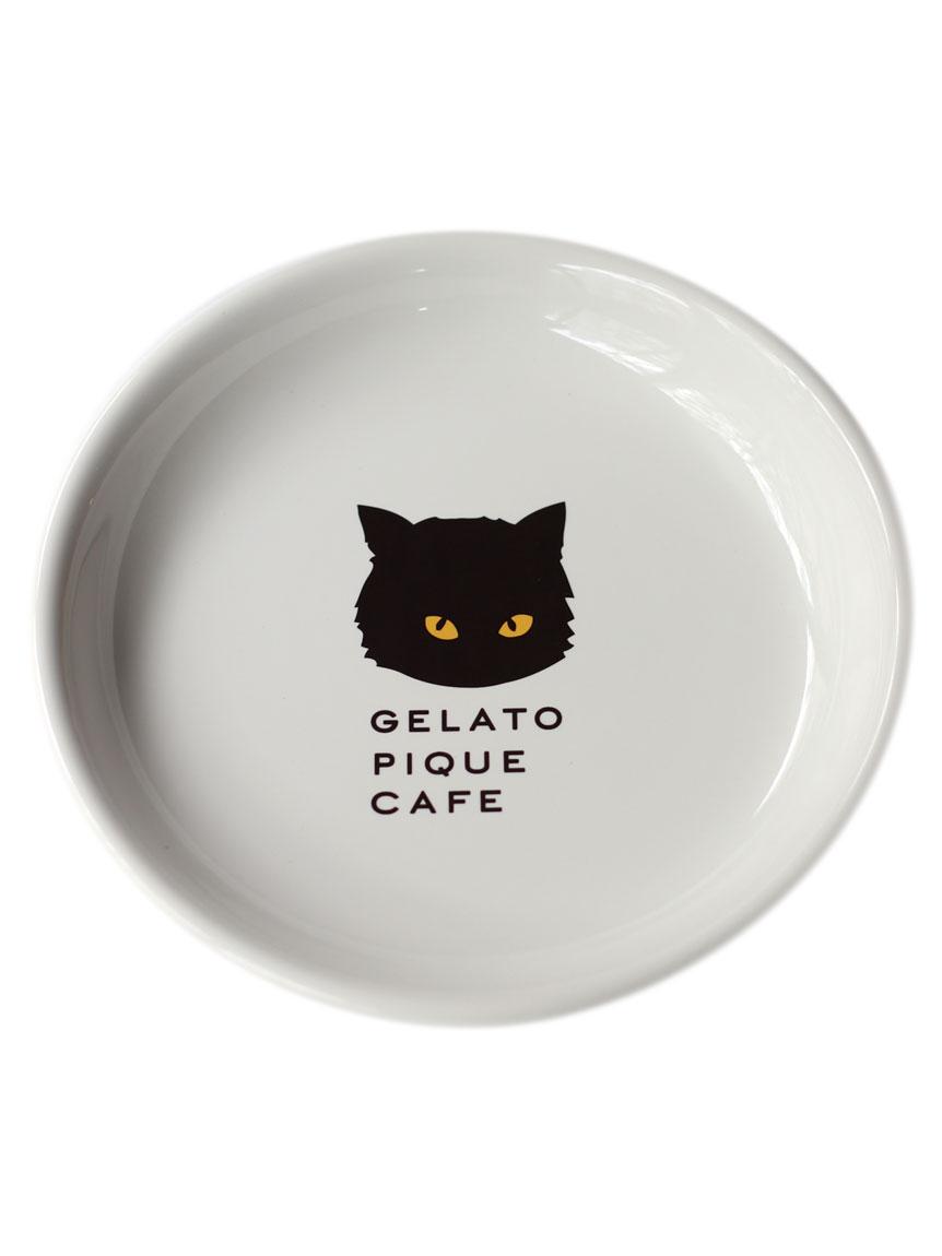 【GELATO PIQUE CAFE】ネコプレート(OWHT-F)