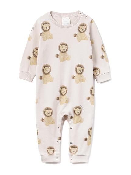 【BABY】ライオン baby ロンパース