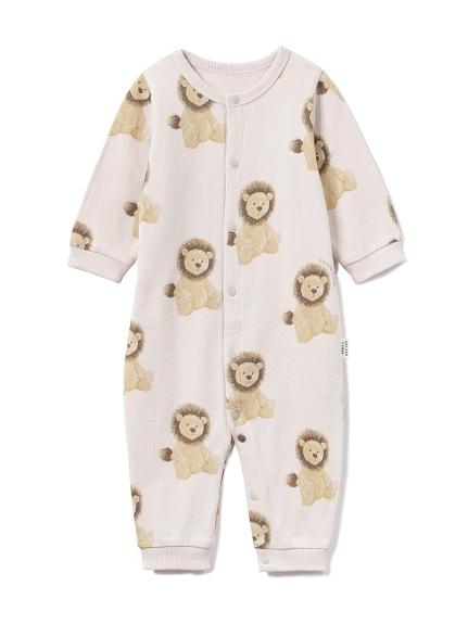 【新生児】ライオン2wayオール