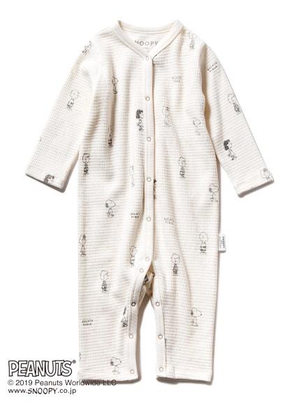 【BABY】【PEANUTS】 baby ロンパース(BEG-70)