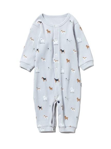 【新生児】 DOG2wayオール(BLU-50)